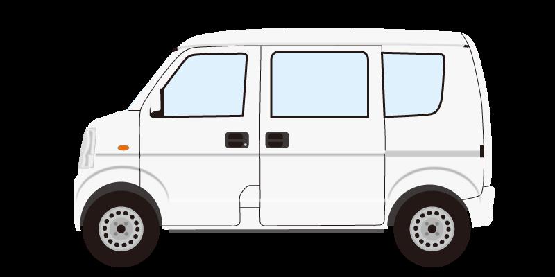 軽自動車 箱型タイプ