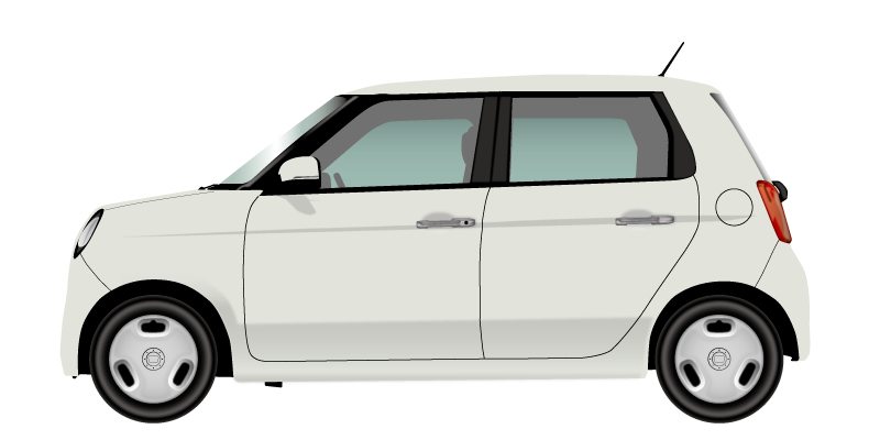軽自動車 乗用車タイプ